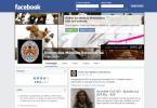 OMV já está no Facebook