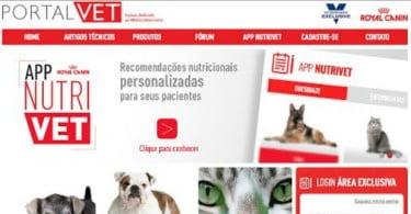 Royal Canin lança portal exclusivo para veterinários