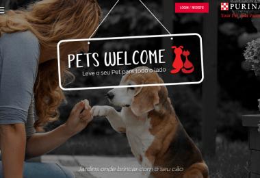 PetsWelcome.pt: descubra os locais onde o seu animal é bem-vindo