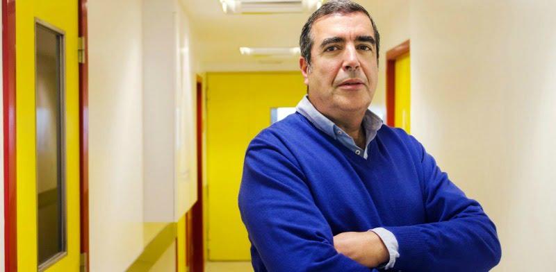 Jorge Cid Bastonário da OMV