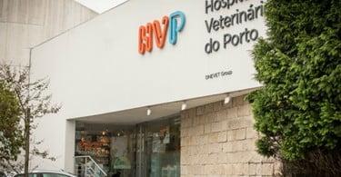 Hospital Veterinário do Porto Veterinária Atual