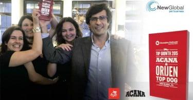 New Global - prémio Acana - Veterinária Atual