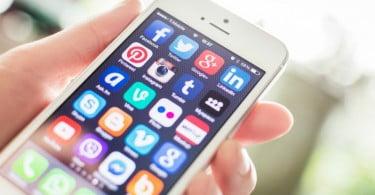 smartphone-redes-sociais-Veterinária Atual