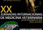 Jornadas Internacionais Medicina Veterinária - UTAD - Veterinária Atual