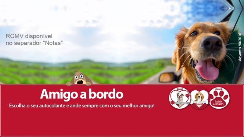 Amigo a Bordo - Bayer - Veterinária Atual