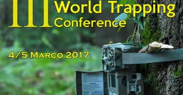 III World TraWorld Trapping Conference - 2017 - Veterinária Atual