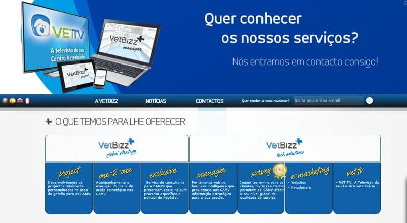 VetBizz Consulting - site - Veterinária Atual