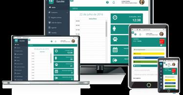 software de gestão de clínicas veterinárias