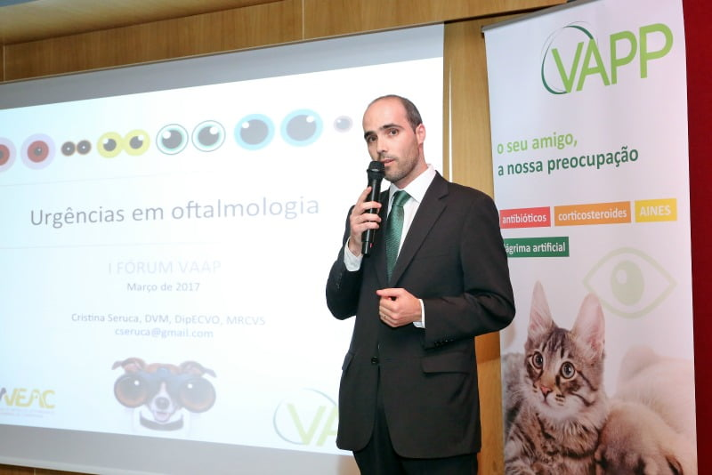 1º Fórum VAPP - Veterinári Atual