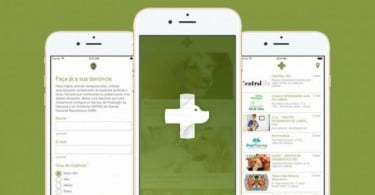Esta aplicação foi criada a pensar no bem-estar do seu animal
