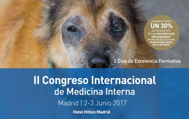 II Congresso de Medicina Interna - Veterinária Atual