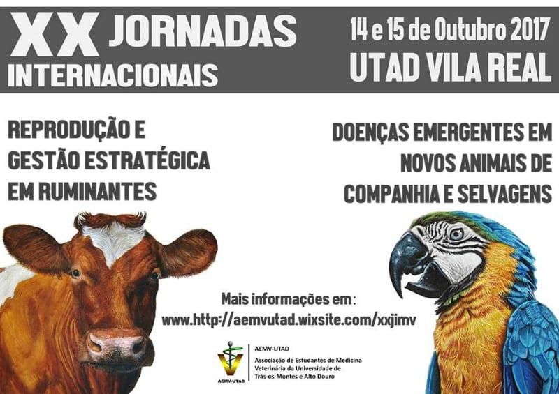 Jornadas Internacionais AEMV-UTAD - 2017 - Veterinária Atual