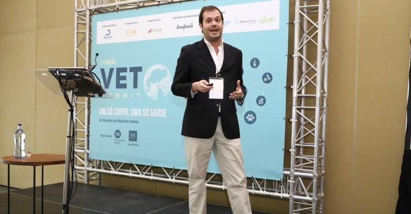 Rodolfo Oliveira Leal no Vet Summit 2017
