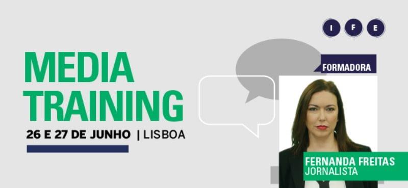 Media Training  - Fernanda Freitas