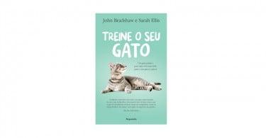 Especialistas em comportamento animal lançam livro que ensina a treinar gatos