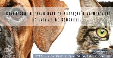 Congresso Internacional de Nutrição e Alimentação de Animais de Companhia