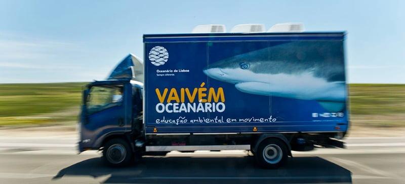 Oceanário nas praias portuguesas para promover profissões ligadas aos oceanos