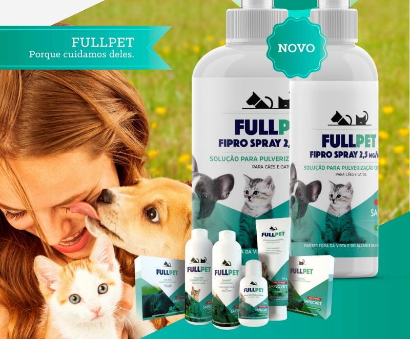 Sapec Vet tem nova solução antiparasitária para cães e gatos