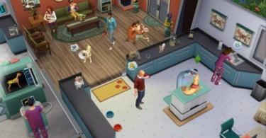 Médicos veterinários invadem The Sims 4