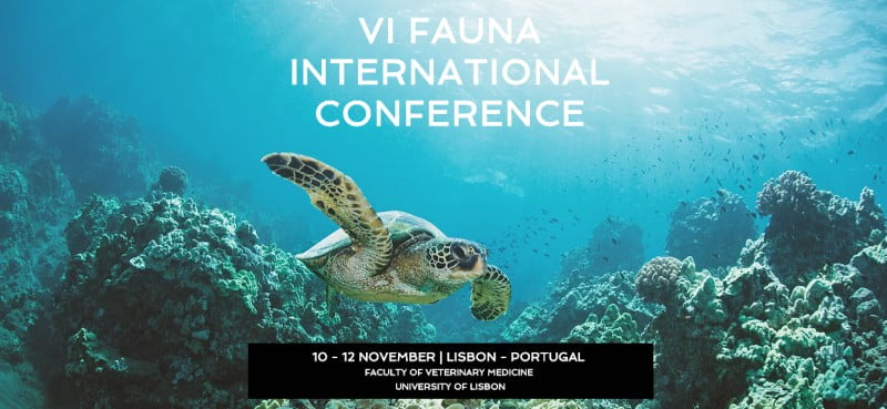 FMVUL recebe em novembro VI Fauna International Conference