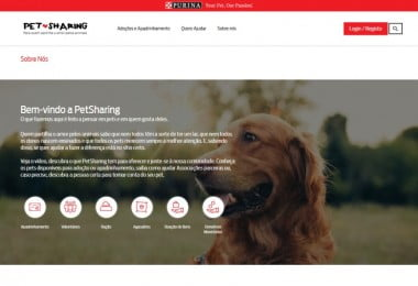 PetSharing: o ponto de encontro entre quem precisa de ajuda e quem quer ajudar