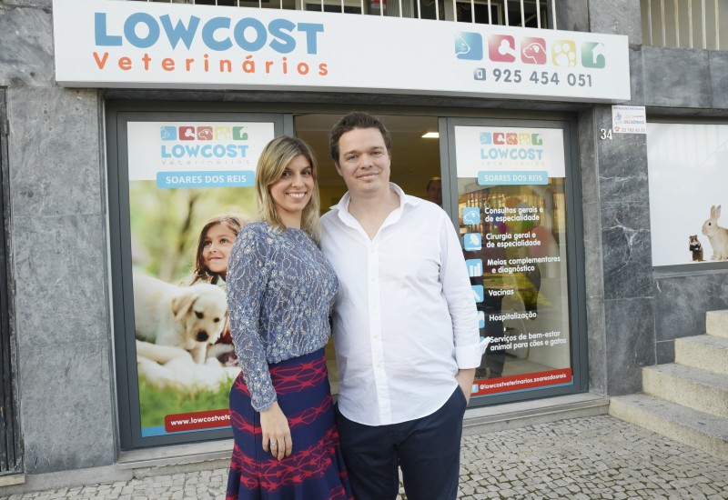 LowCost Veterinários abre clínica a Norte