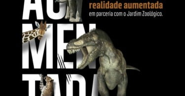 Jardim Zoológico alerta para os problemas do mundo animal com realidade aumentada