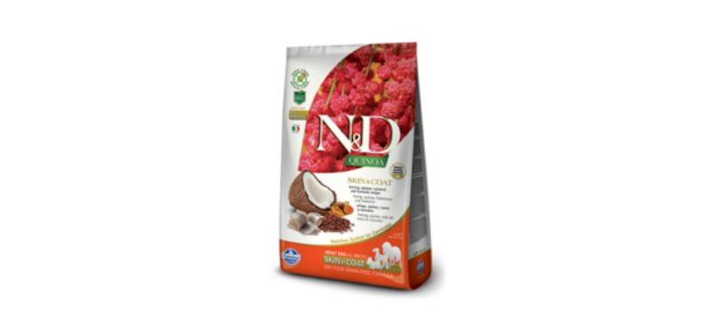 Farmina cria linha de alimentação funcional canina que contém quinoa