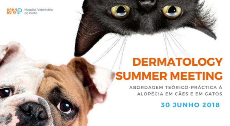 OneVet Group organiza Dermatology Summer Meeting