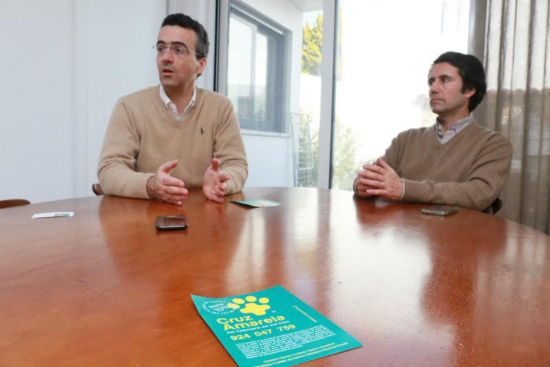 """Cruz Amarela: """"A única coisa que não queremos é deixar um cliente sem resposta"""""""