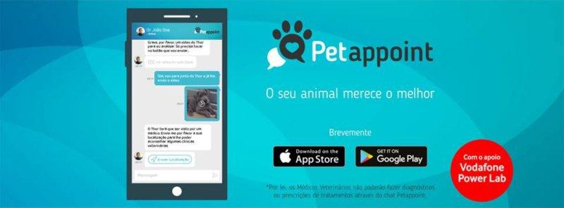 Chama-se Petappoint e no próximo dia 3 de setembro vai estar disponível para dispositivos com o sistema operativo iOS para responder a todas as dúvidas sobre a saúde e bem-estar dos tutores de animais.