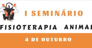 Estudantes de veterinária de Bragança realizam Seminário de Fisioterapia Animal