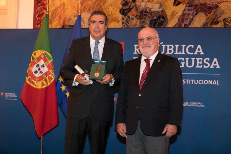 """OMV recebe Medalha de Honra da Agricultura: """"É o reconhecimento da classe"""""""