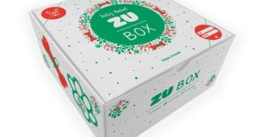 ZU lança 'box' de Natal para cães e gatos