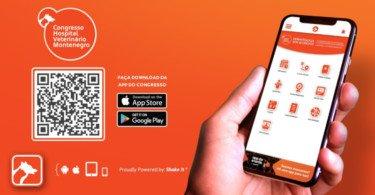 Congresso Montenegro lança app