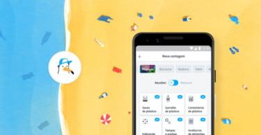 Portugueses criam app que monitoriza lixo marinho