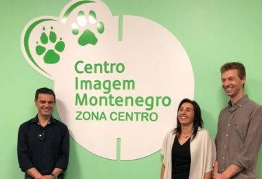 Centro de Imagem Montenegro abre novo espaço no Hospital Veterinário de Aveiro