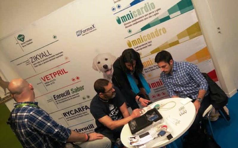 Hifarmax no Congresso Anual AMVAC em Madrid