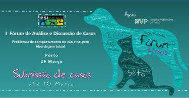 PsiAnimal organiza I Fórum de Análise e Discussão de Casos