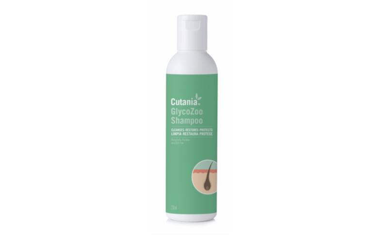 VetNova lança Cutania GlycoZoo Shampoo