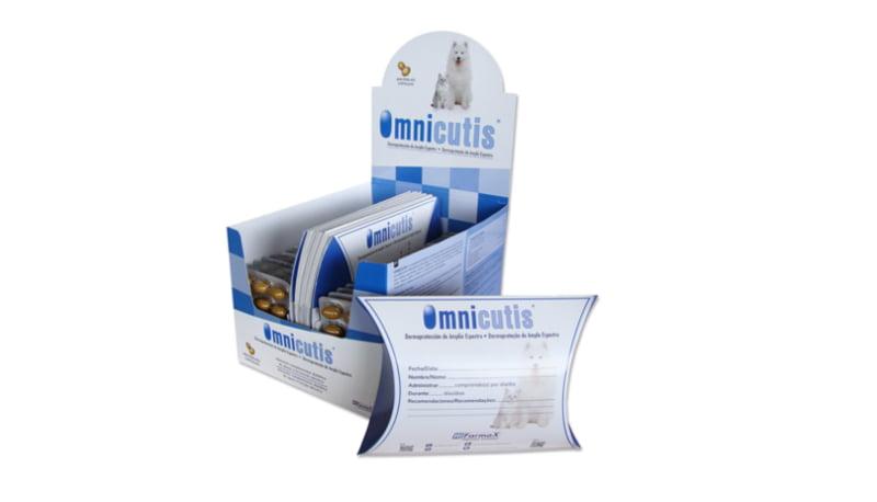 Hifarmax lança novo Omnicutis 600 cápsulas