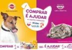 Marcas de petfood da Mars com campanha para ajudar animais