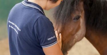 Mar Shopping vai oferecer sessões de terapia assistida com cavalos a crianças e jovens com deficiência