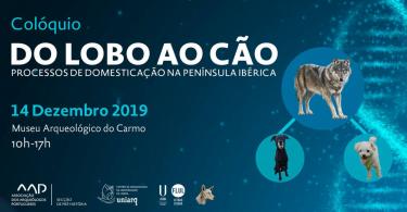 Colóquio sobre a Domesticação animal em Lisboa