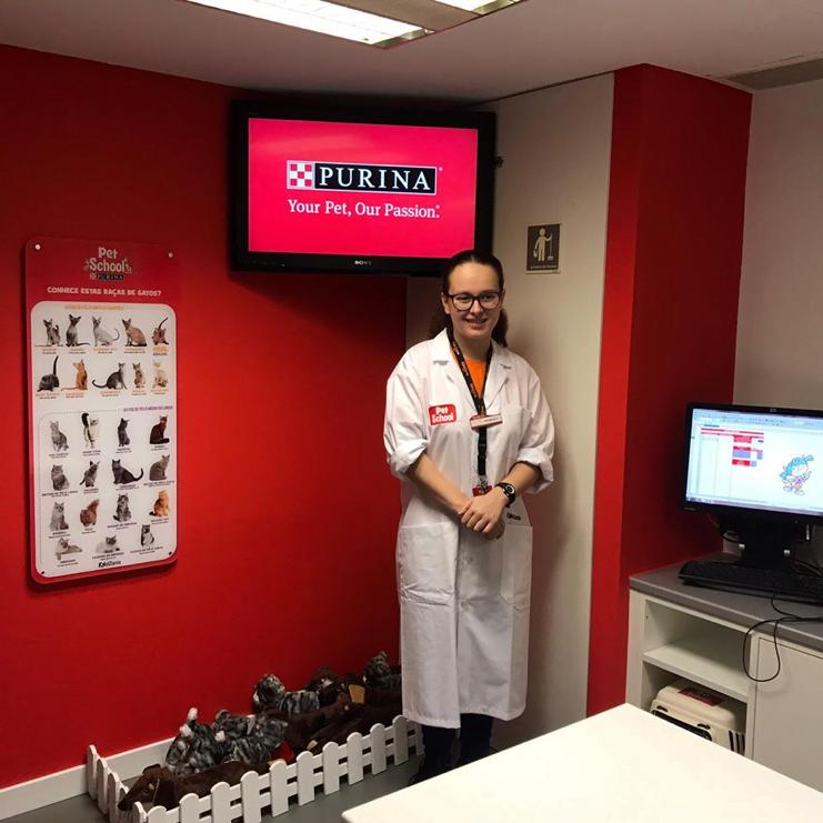 PURINA abre clínica veterinária na Kidzania