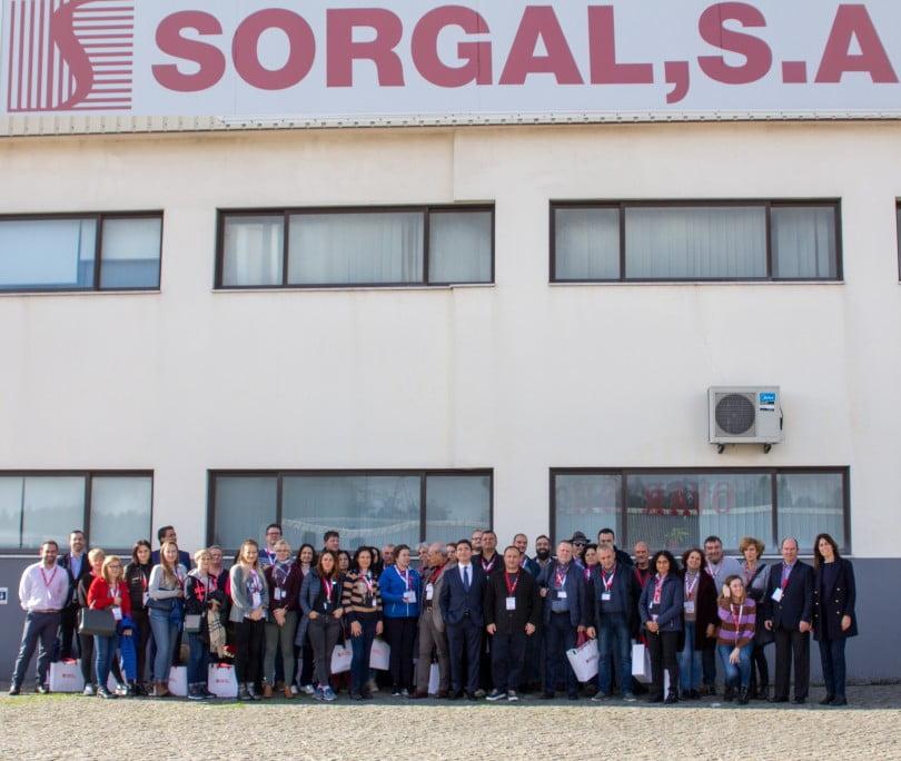Soja de Portugal recebe 2.ª visita de veterinários da União Europeia