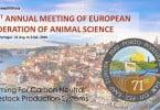 Porto acolhe o 71.º Congresso da Federação Europeia de Ciência Animal
