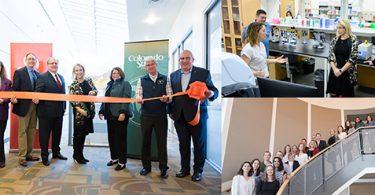 CSU e Zoetis Leaders Herald unem esforços em novo laboratório de pesquisa