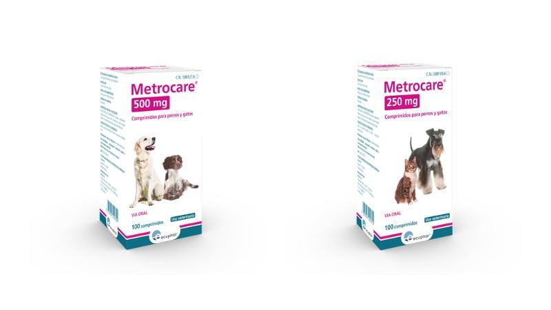 Ecuphar alarga gama de antibióticos com Metrocare