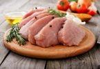 Vet Atual doação carne de porco banco alimentar contra a fome